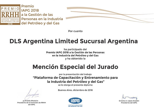 Diploma premio IAPG RRHH DLS 2018.jpg