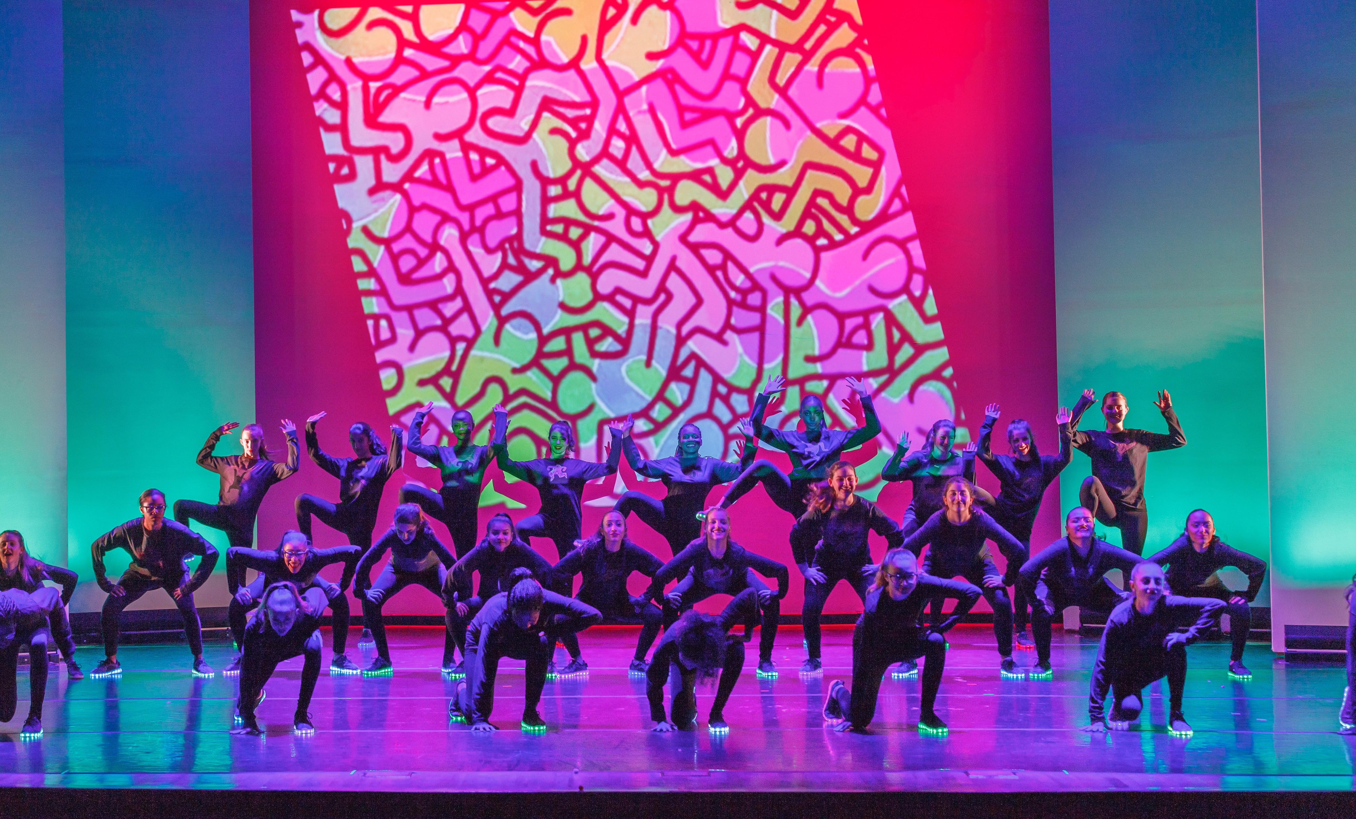 ARCHER NIGHT OF DANCE 2017