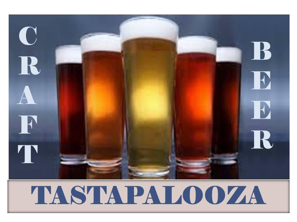 Craft Beer Tastapalooza