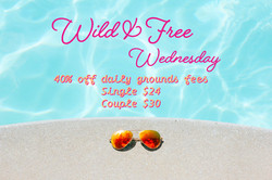 Wild and Free Wed