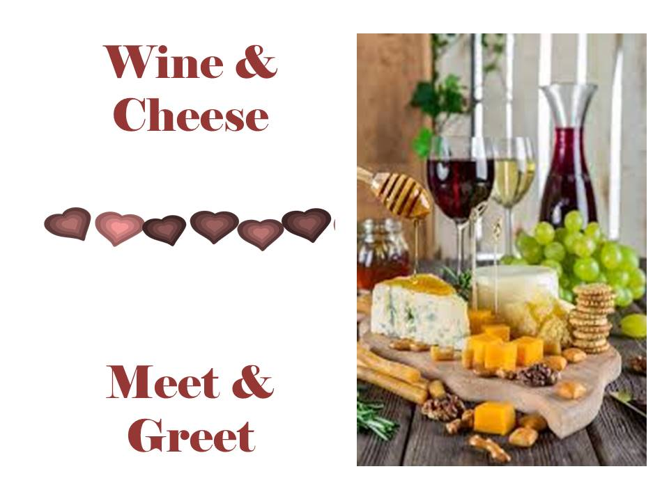 Wine & Cheese Meet & Greet