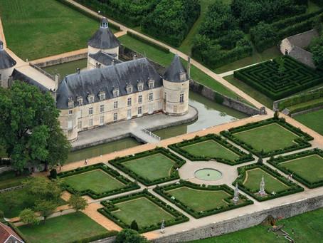 Chateau de Bussy-Rabutin, Bourgogne France 12th-16th August, 2020