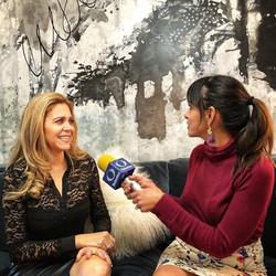 Televisa Tv interview