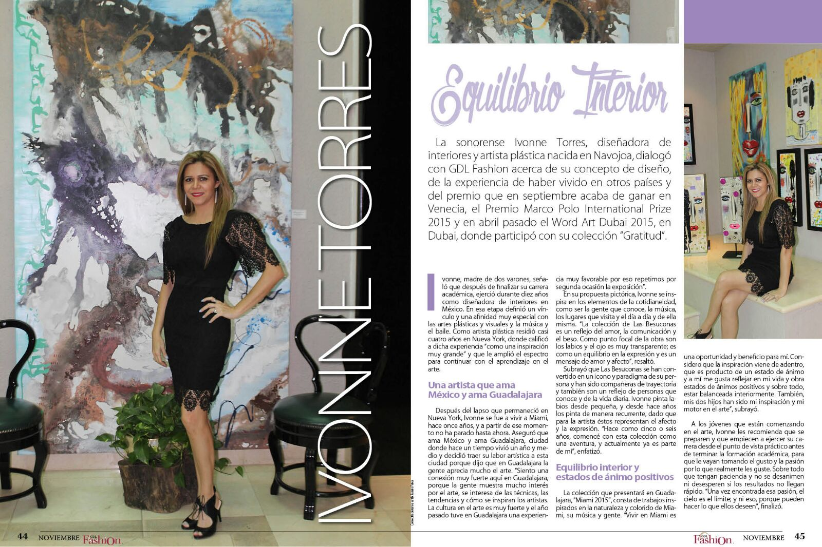 GDL Fashion Magazine