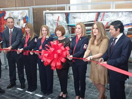 """Expo Arte"" Red Cross Monterrey"