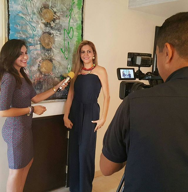 TV interview - Tu casa nueva