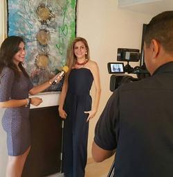 TV interview - Tu casa nueva