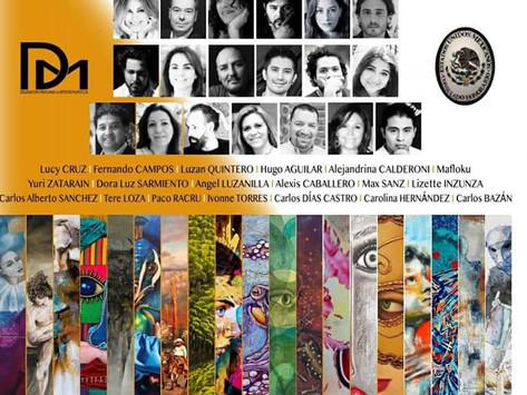 """""""Florilège d'Artistes Mexicaines"""""""