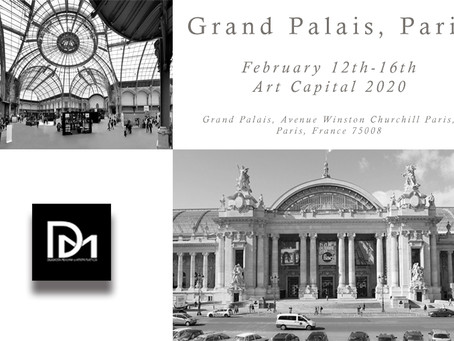 Grand Palais, Paris 2020