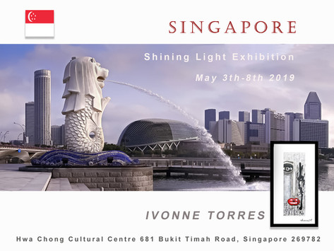 Shine up your Lips! Besukonas are getting to SINGAPORE...