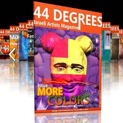 44 Degress Magazine NY