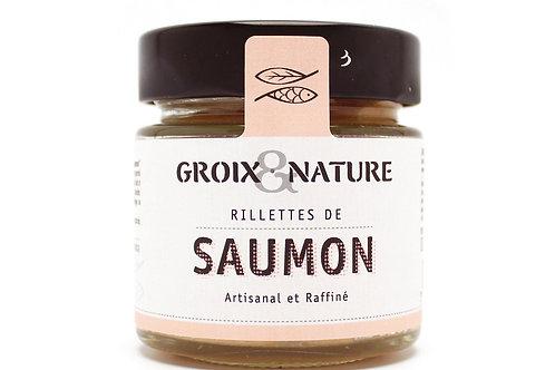 Rillettes de saumon verrine 100g