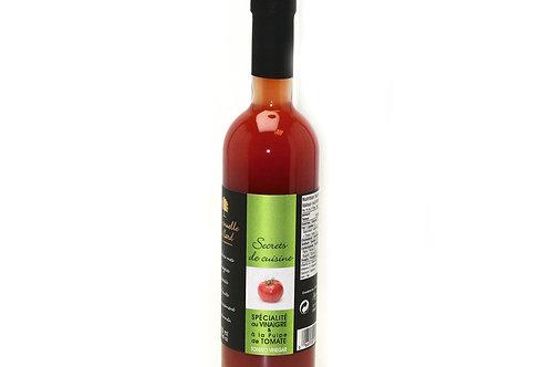Vinaigre à la pulpe detomate 20cl