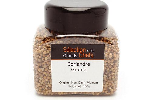 Graine de coriandre de Nam Dinh >Vietnam tubo100g390ml