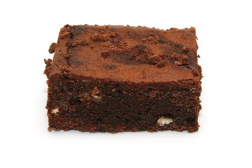 Brownie en plaque prédécoupée 30x83g