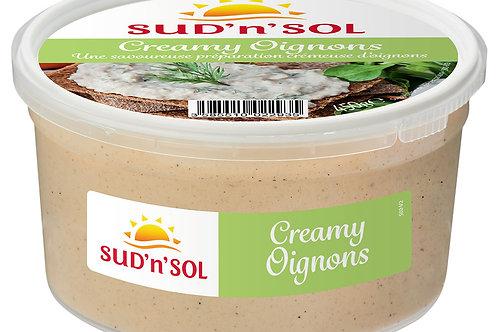 Creamy oignons 450g