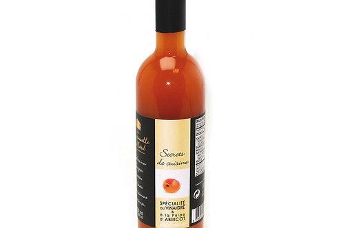 Vinaigre à la pulpe d'abricot 20cl