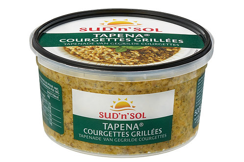 Tartinable de courgettes grillées pot 500g