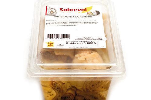 Artichaut à la romaine 1kg