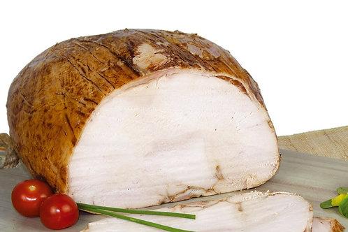 Poitrine de dinde française cuite traitée salaison s/vide±2,8kg