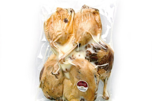 Cuisses de canard confites s/vide5x200g
