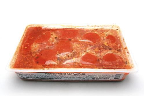 Tomate farcie x9 barquette2,2kg
