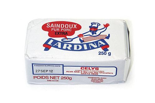 Saindoux en plaque LPF 250g