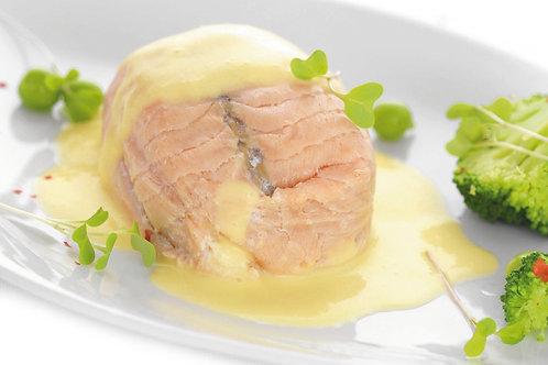 Paupiette de saumon saucebeurre citron barquette 1,44kg