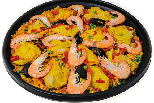 Paella Valenciana plat6kg