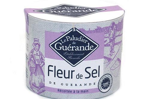 Fleur de sel de Guérande boîte 125g
