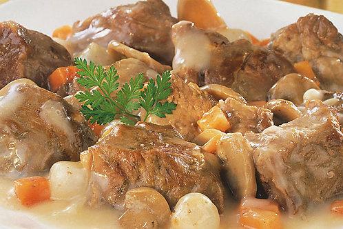 Blanquette de veau àl'ancienne barquette1,8kg