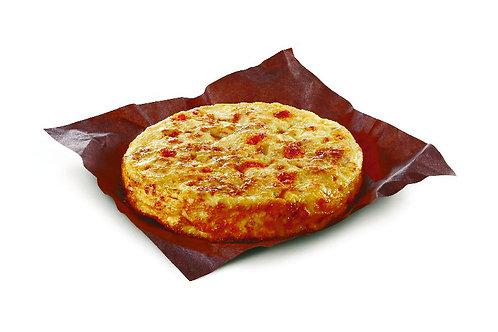 Tortilla pommes de terre et chorizo 6x150g