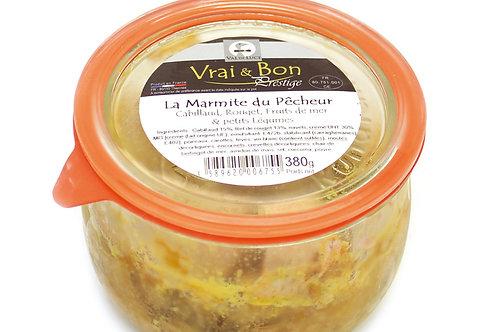 Marmite du pêcheur verrine380g