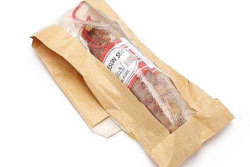 Saucisson pur porc français IGP Sud-Ouest 200g