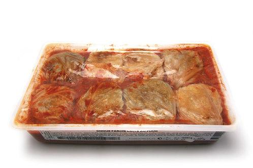 Chou farci cuit x8 barquette2,2kg