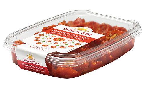 Tomate confite marinée barquette1kg