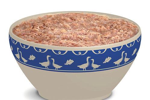 Rillettes d'oie 80% bol plastique 1kg