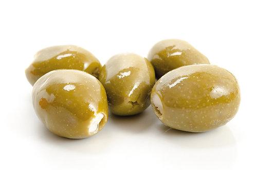 Olive verte farcie au fromage barquette 1kg