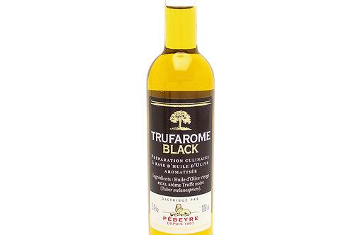 Préparation à base d'huile d'olive aromatisée à la truffe noire 10cl