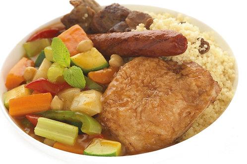 Légumes pour couscous poche 2,2kg