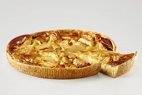 Tarte aux pommes etpaind'épices 2x1kg