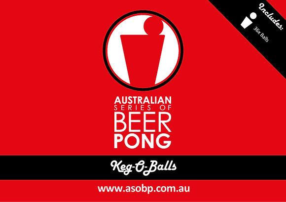 Beer Pong Balls - 36 Balls