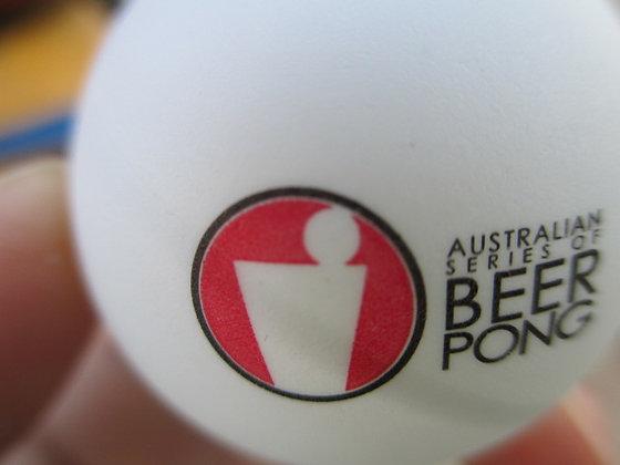 Beer Pong Balls - 12 Pack