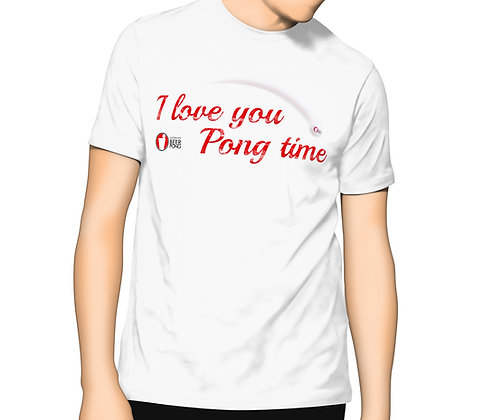 I Love You Pong Time