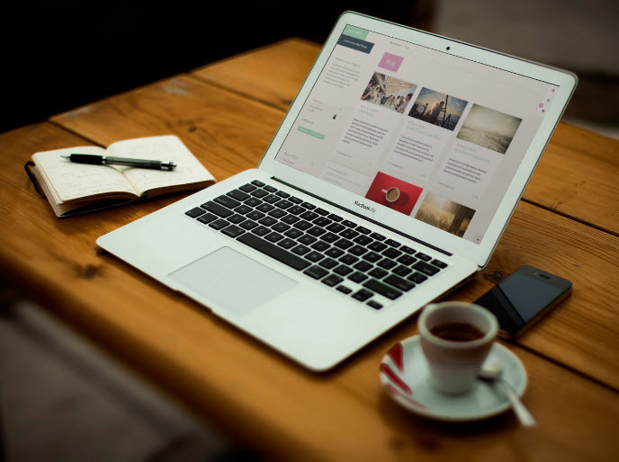 Blogger Enterpreneur