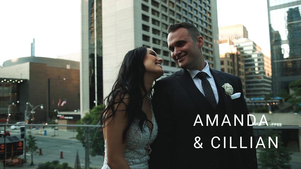 AMANDA & CILLIAN