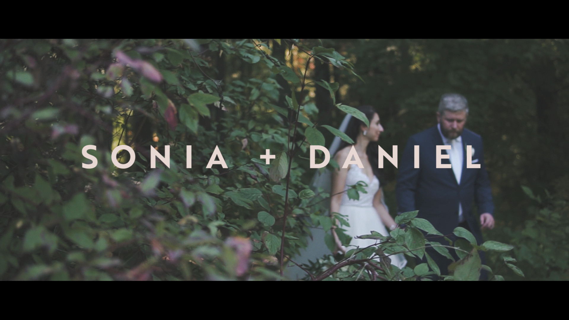 SONIA & DANIEL