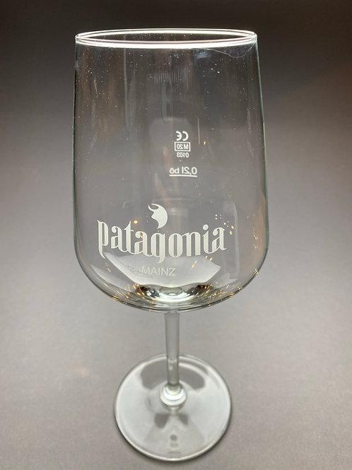 Glas für Rotwein