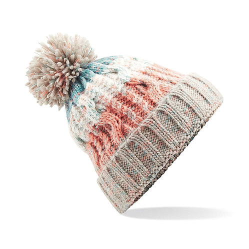 Arlington Wallace Burghley Pom Pom Hat