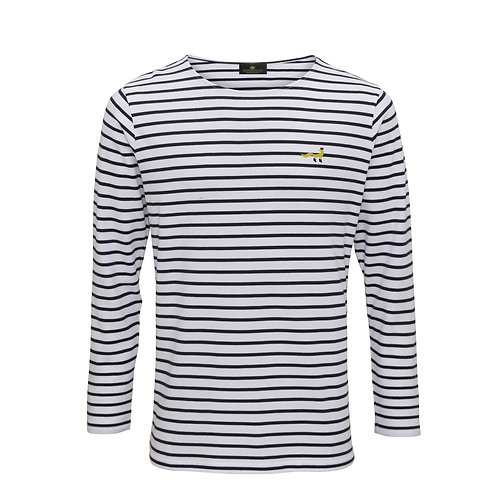 Men´s Arlington Wallace Marine Long Sleeve T-Shirt